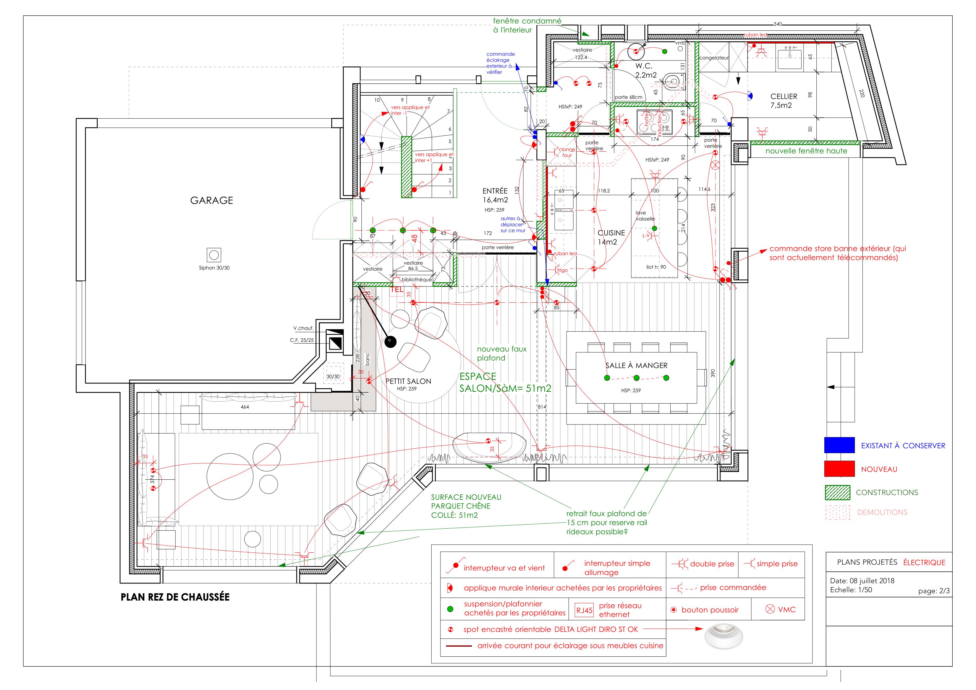 Plan électricité